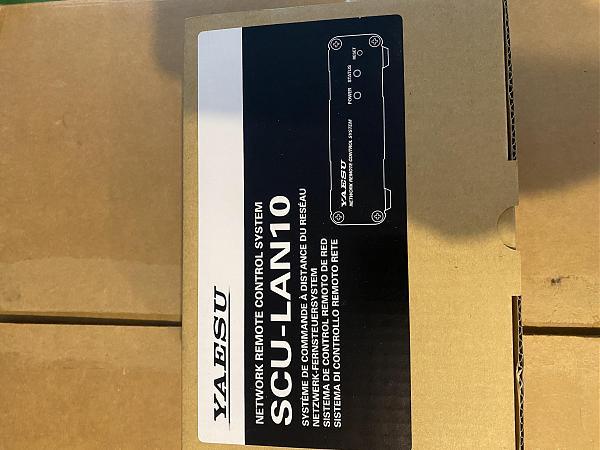 Продам Модуль удаленного управления SCU-LAN 10