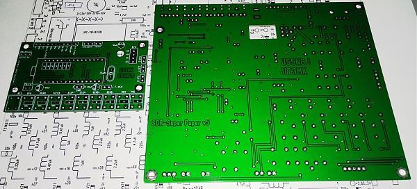 Продам Печатные платы SDR Super Puper ver. 5
