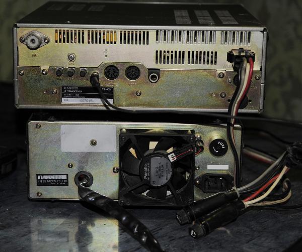 Продам Трансивер Kenwood TS-140S