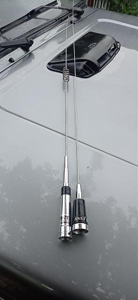 Продам Антенна 2х диапазонная Anli 711 и Anli AW6