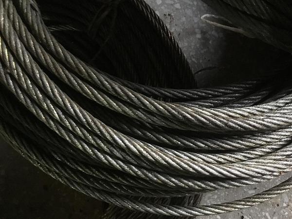 Продам Тросы стальные