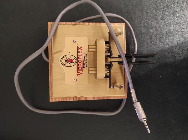 Продам Ключ VIBROPLEX ямбический
