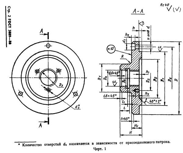 Продам Патрон токарный 200 мм