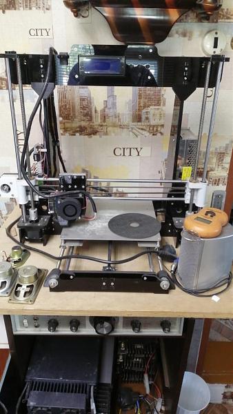Продам принтер 3D новый