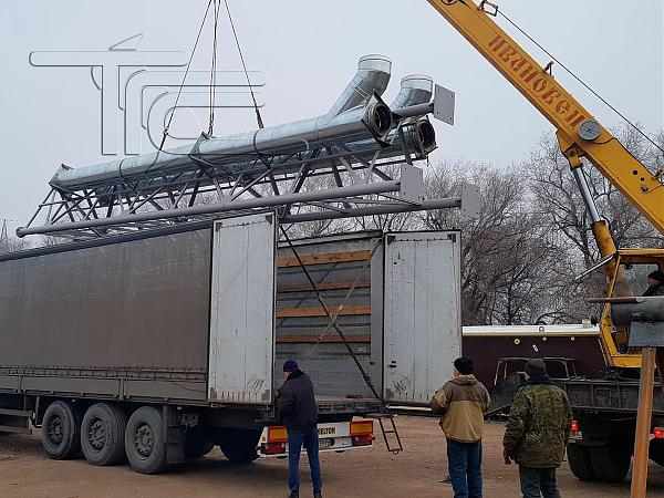 Продам Газовая водогрейная модульная котельная ТКУ-2000
