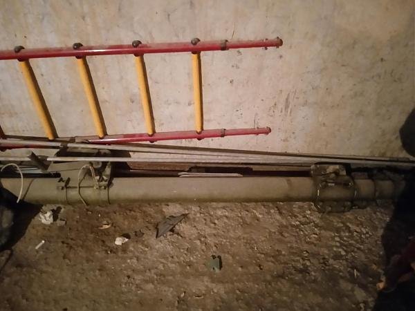 Продам Мачта р-140 с площадкой для поворотки