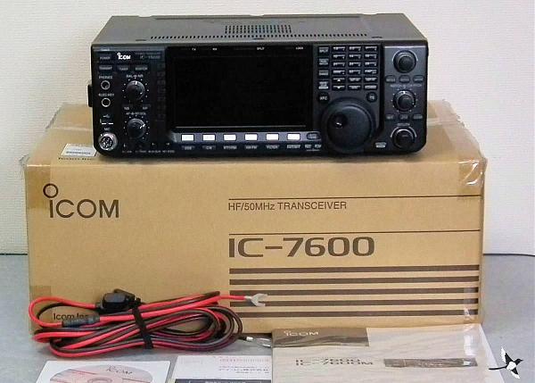 Продам ic-7600