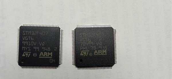 Продам stm32f407vgt6
