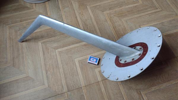 Продам Антенна самолетная с блоком настройки Брк-9
