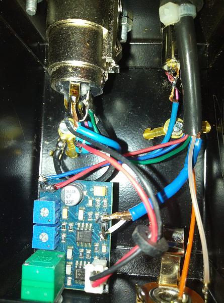Продам Микрофонный усилитель+эквалайзер