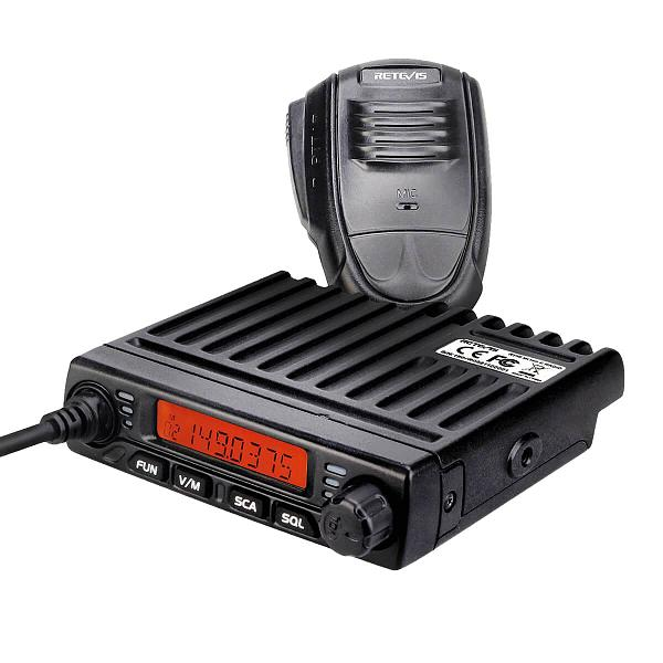 Продам Автомобильная радиостанция RЕTEVIS RT98 MINI