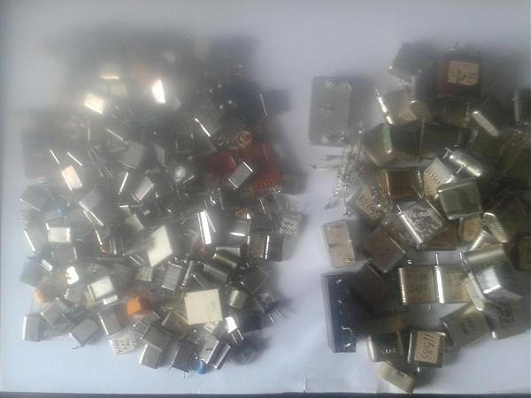 Продам Резонаторы и фильтры