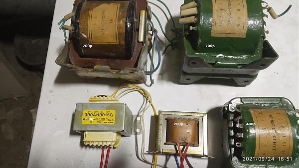 Продам Трансформаторы разные