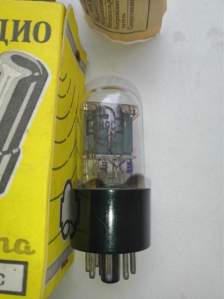 Продам 6Н9С радиолампа