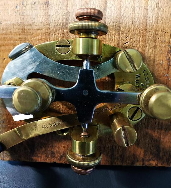 """Продам KOB""""-Key on Base (ключ на основании), аниквар"""