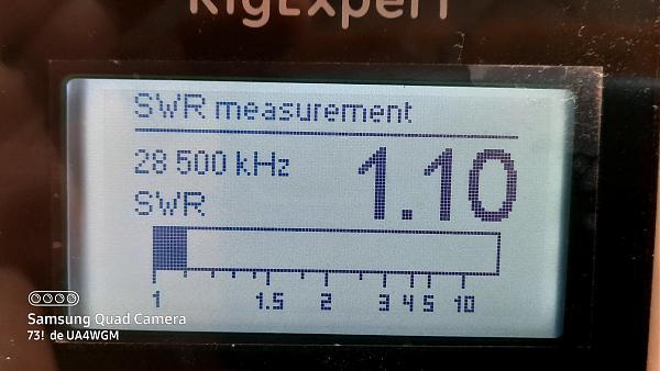 Продам Антенна YAGI 5эл. 28Mhz. Новая