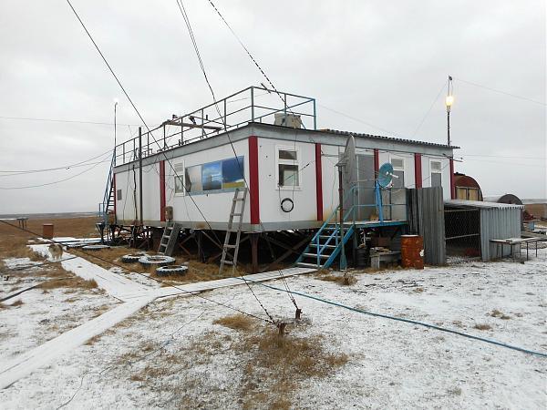 фото полярной станции Марресаля