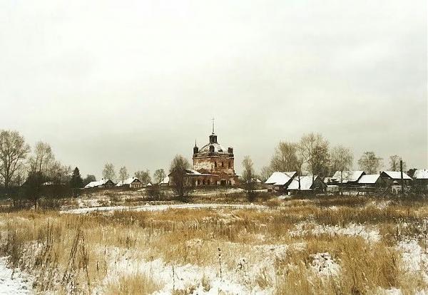 церковь Рождества Пресвятой Богородицы в с. Вески