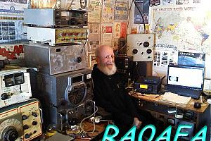 Александр RA0AFA Silent Key 8 июня 2021