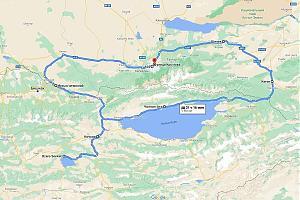 В эфире Казахско-Кыргызская радио экспедиция по программе WWFF 24 июня - 2 июля 2021