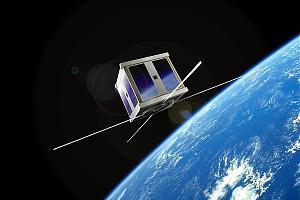 В эфире стратосферный спутник