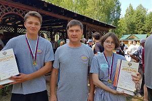 Поздравляем победителей Первенства России – RRTC-2021!