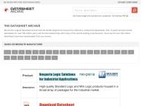 The Datasheet Archive