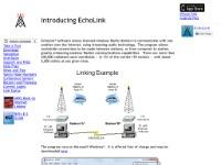 Echolink software by K1RFD