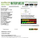 Майкоп КВ и УКВ радиосвязь | Любительская связь в Республике Адыгея | Радиолюбители Адыгеи