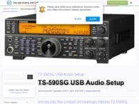 KENWOOD TS-590