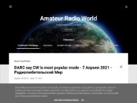 Amateur Radio World