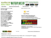 Майкоп КВ и УКВ радиосвязь   Любительская связь в Республике Адыгея   Радиолюбители Адыгеи