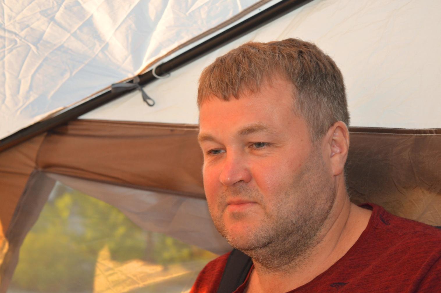 RW9JZ   Леонид Бережной из Сургута – активный участник экстремальных радиоэкспедиций